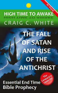 The Fall of Satan and Rise of the Antichrist cover small