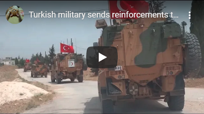 Turkish military sends reinforcements to Idlib Hama border | May 30th 2019 | Syria
